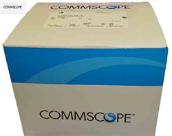 Commscope Cat6 UTP Keystone Jack Black