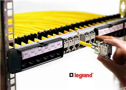 Legrand Cat6 UTP Patch Panel