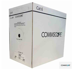 Commscope Cat6 UTP LZSH White Data Kablosu 305'lik